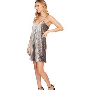 B.B. Dakota Rickie Velvet Slip Dress